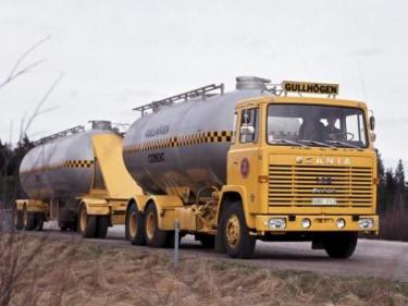 neus truck oud